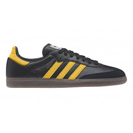 adidas samba yellow black