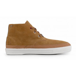 fa79819b9 Brown sneakers Chrome Industries Forged Suede Chukka Boot Golden Brown Off  White - 50$ | FW-135-GBOF | Shooos