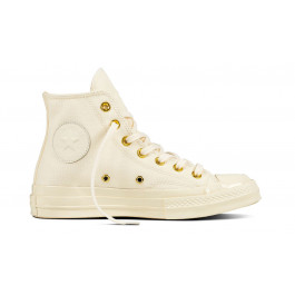 White sneakers Converse Chuck Taylor All Star 70 Heritage Hi