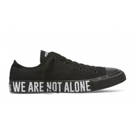 Converse CTAS OX We Are Not Alone Low Top Black