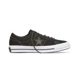 Converse One Star Get Tubed Low Top Black White