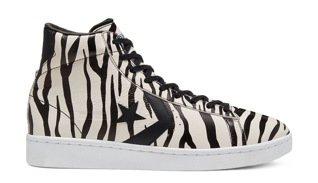 Converse Pro Leather Gold Standard Archive Print