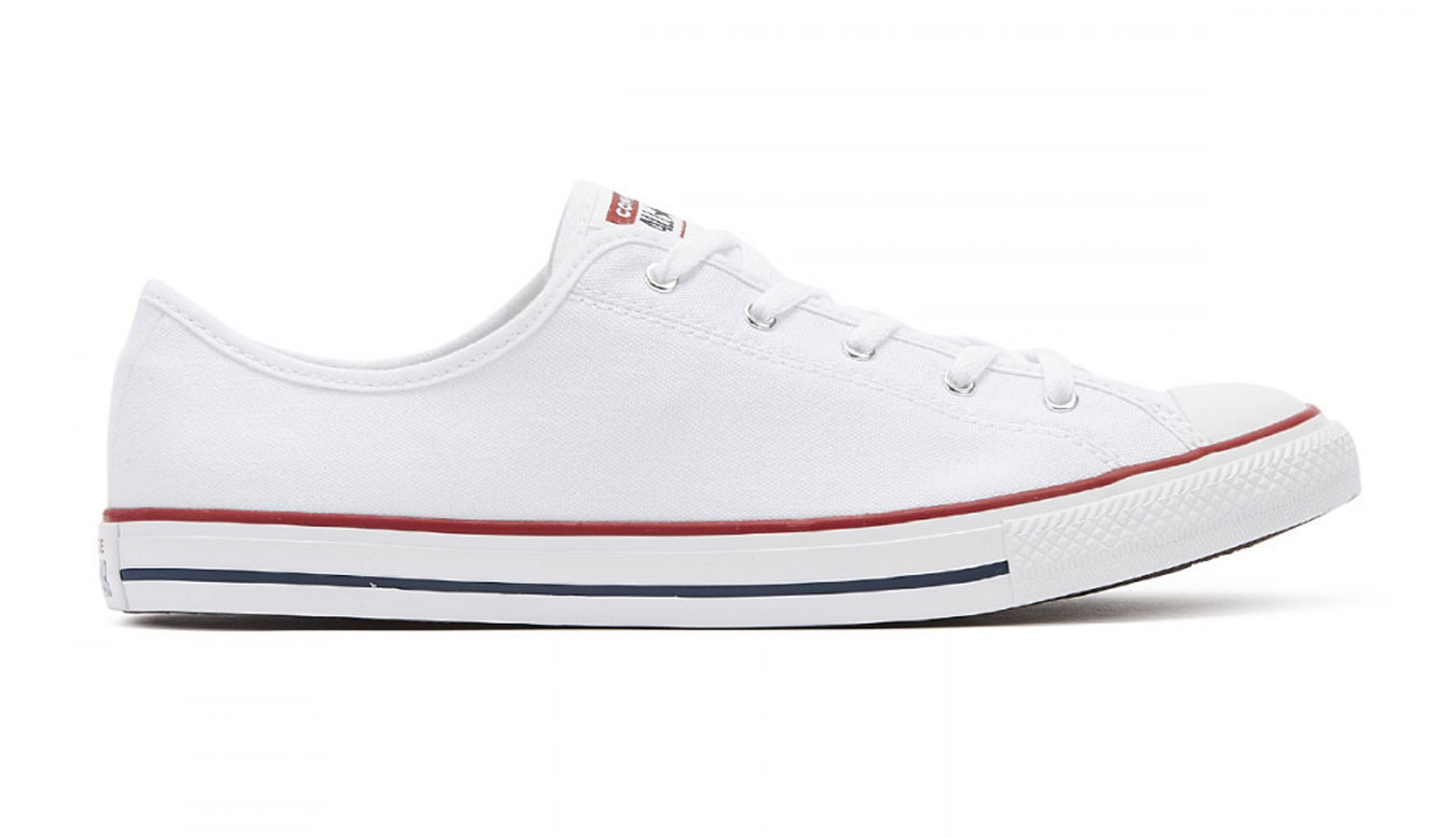 White sneakers Converse Chuck Taylor All Star Dainty New