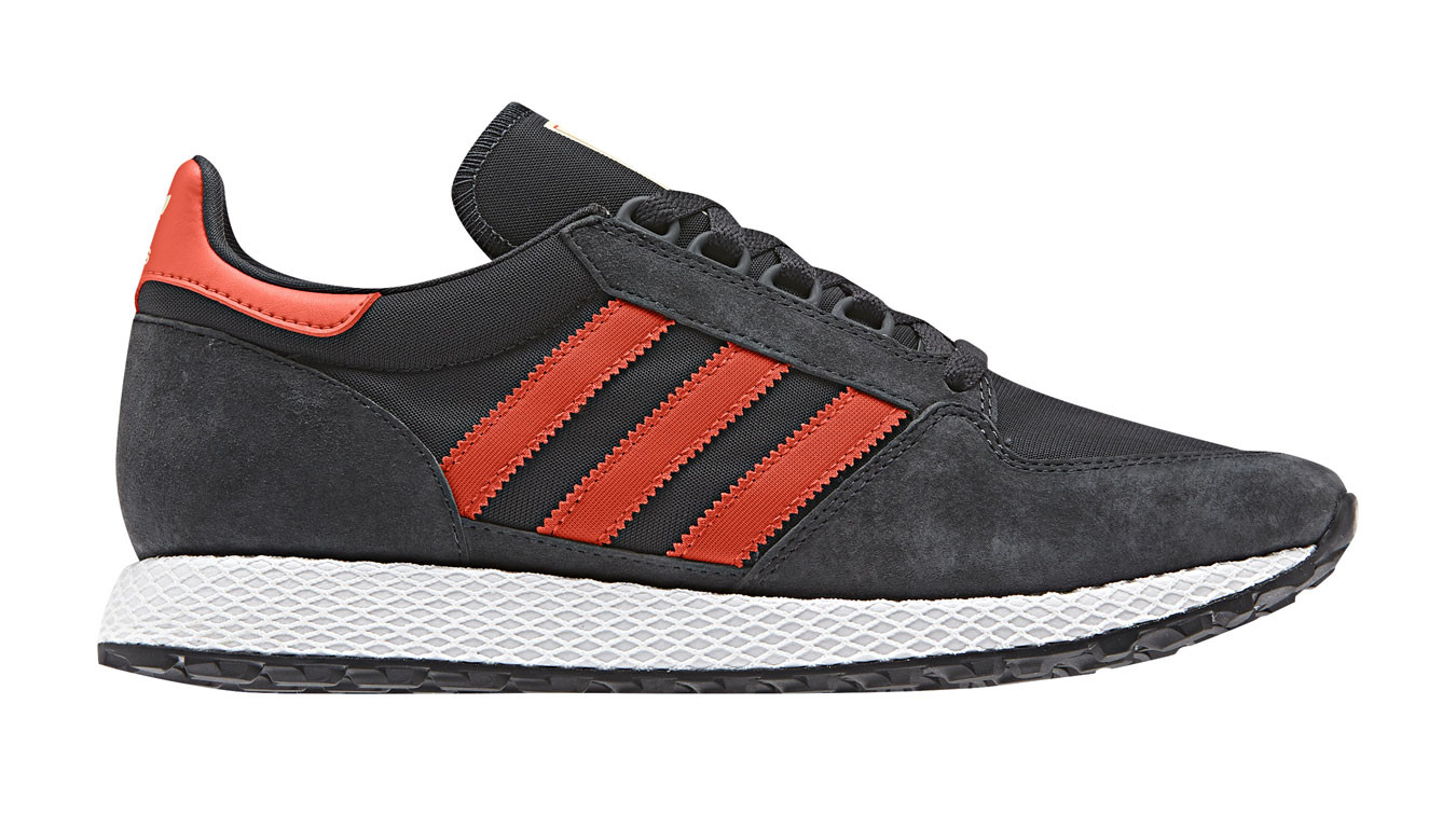 adidas Forest Grove Carbon