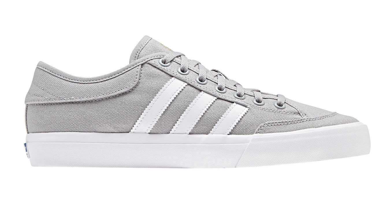 adidas Matchcourt Grey Two