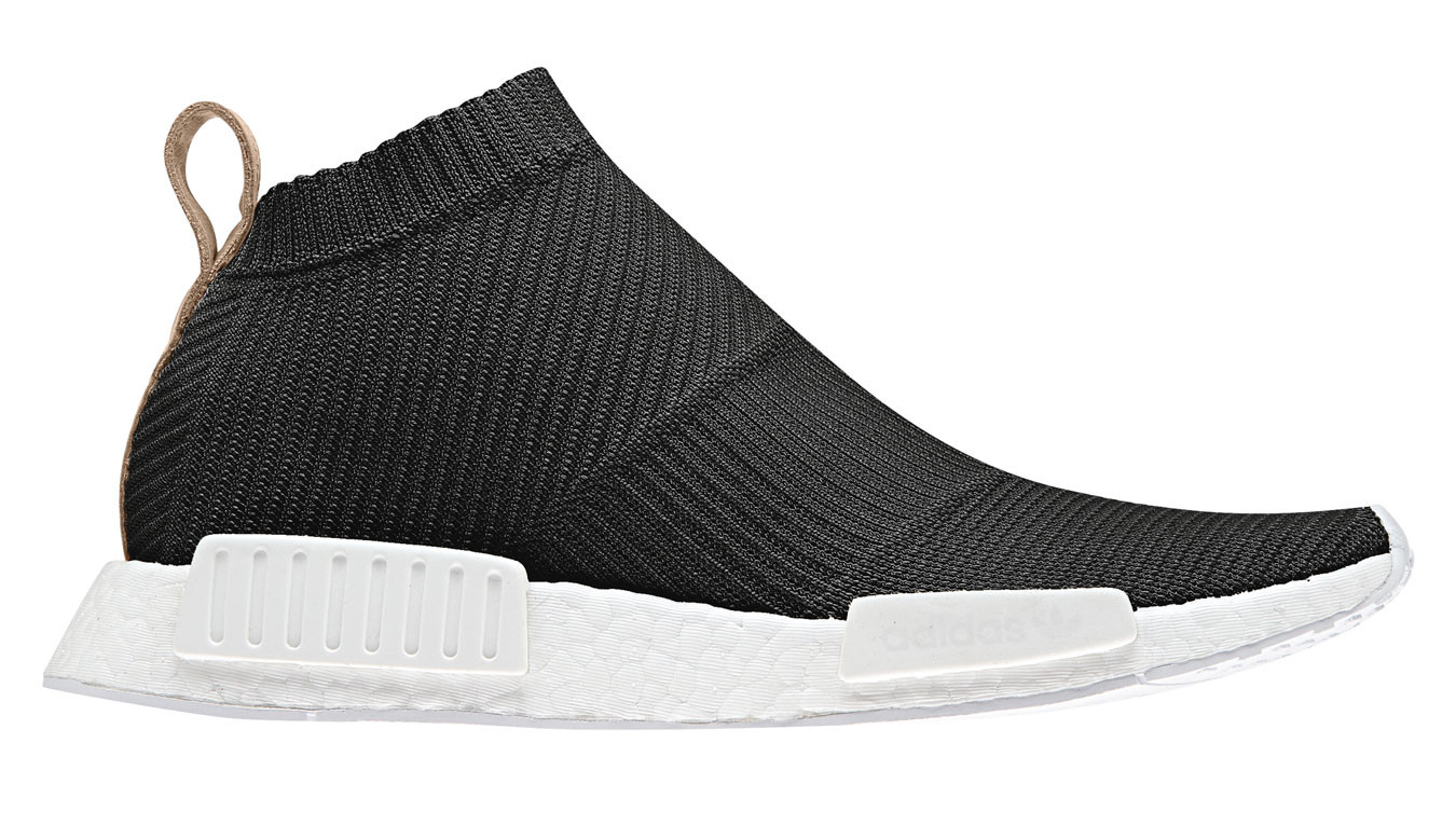63a86f0e0 adidas NMD CS1 City Sock Primeknit Lux Core Black AQ0948