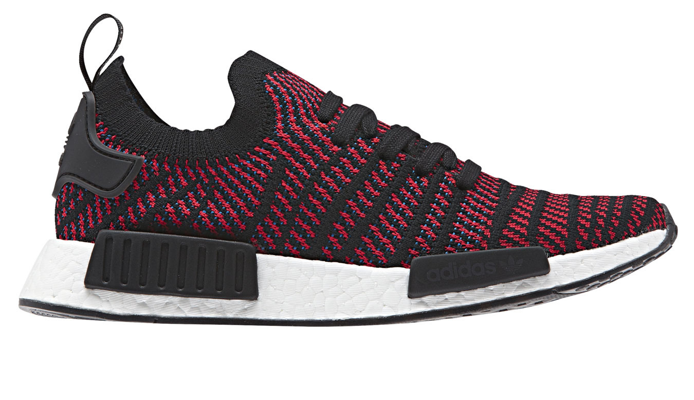 Adidas NMD Burgundy Mens Dark Purple Shoe | Adidas sneaker