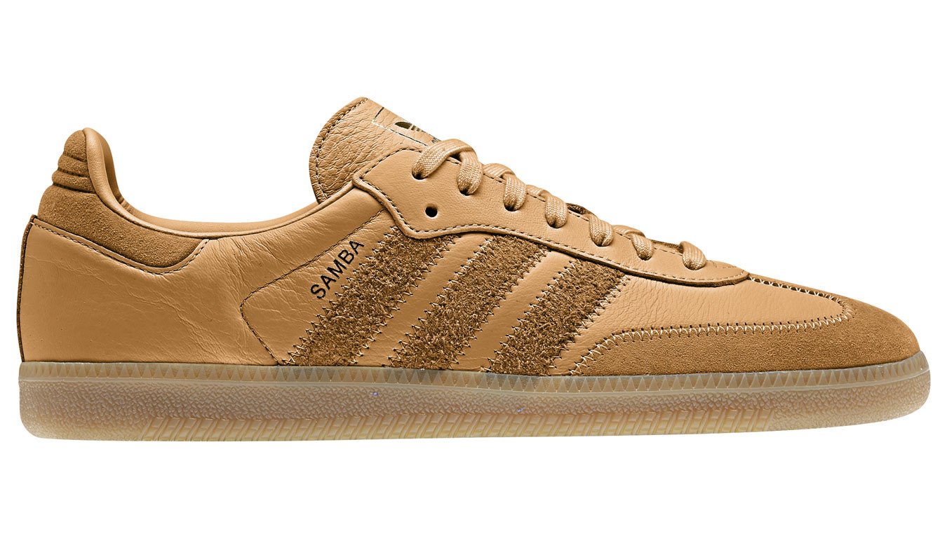 adidas Samba Og Ft Craft Ochre