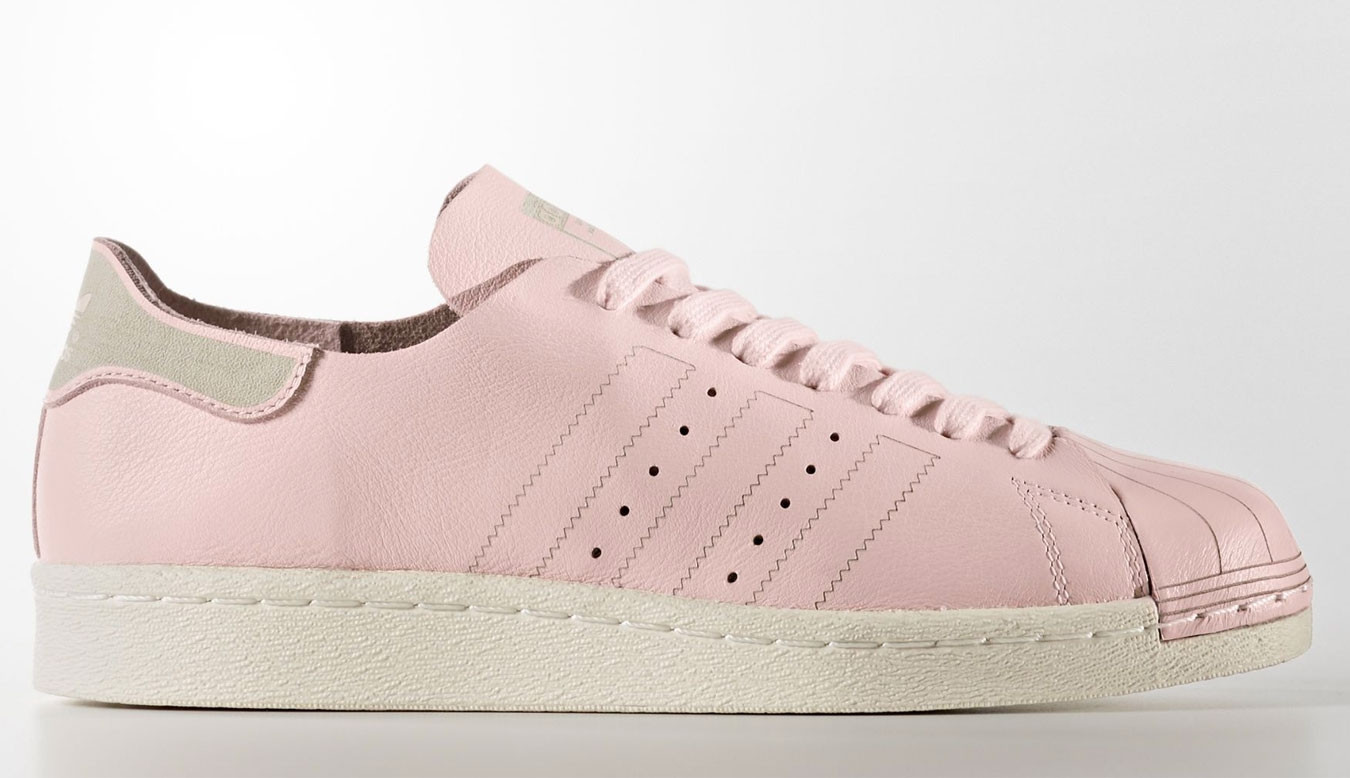 quality design 89f4e 1aa0c adidas Superstar 80s Decon