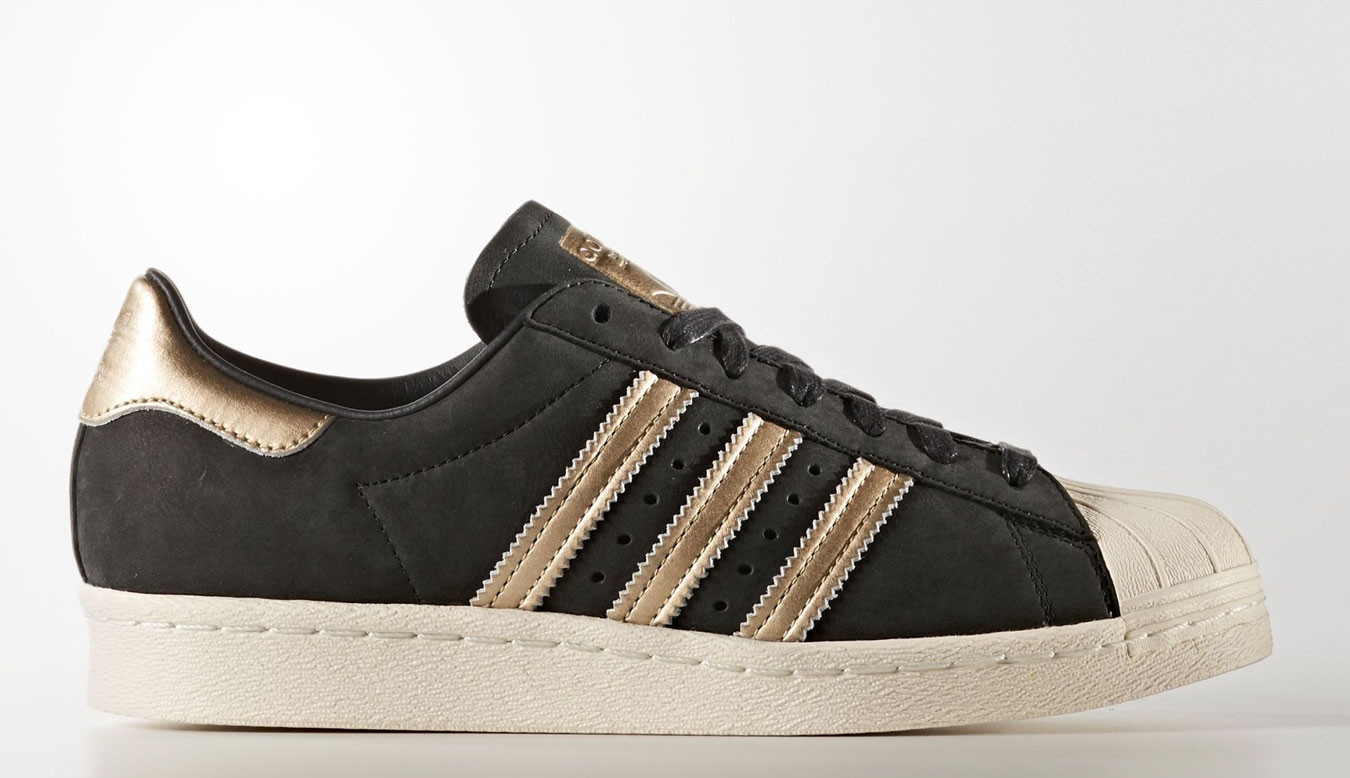 separation shoes f8a06 a9c9e adidas Superstar 999 Gold BY9635