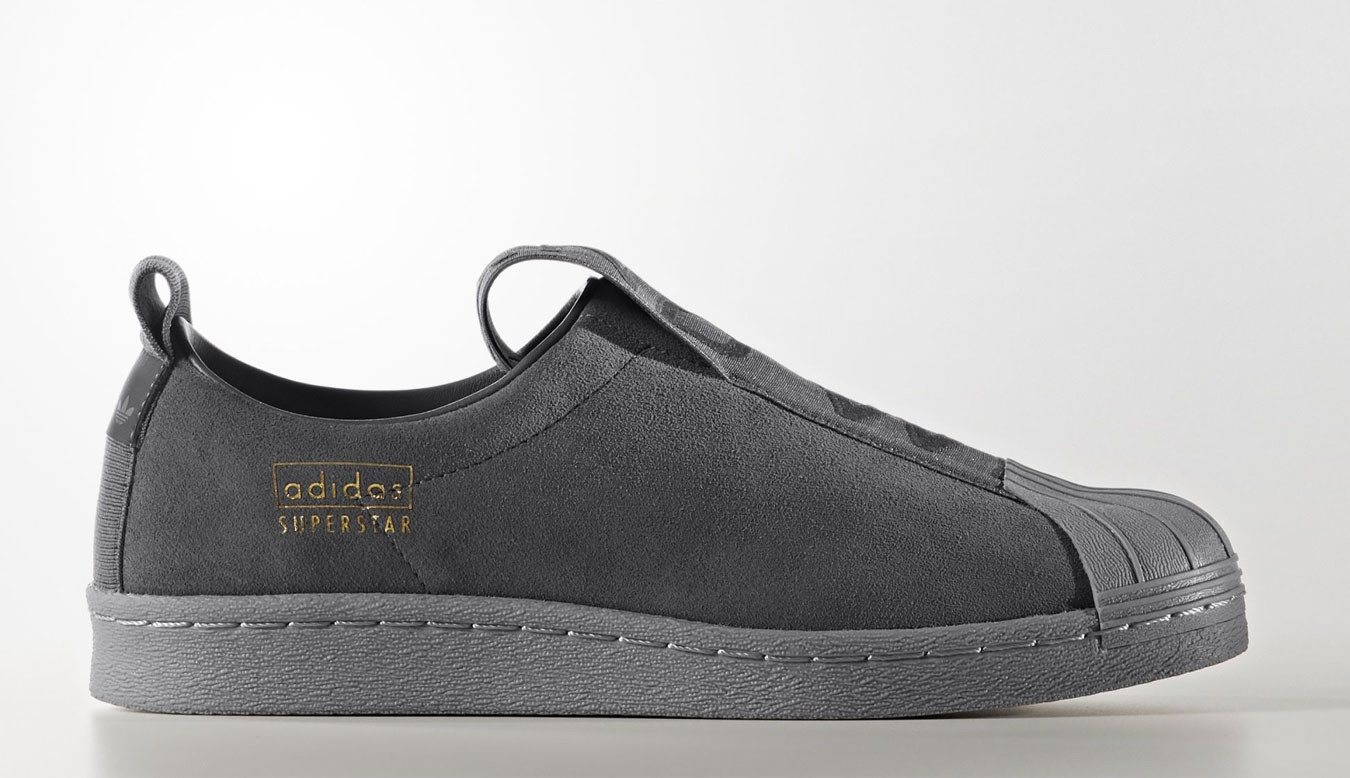 Data wydania najlepsza cena nieźle adidas Superstar BW35 Slip On Leather