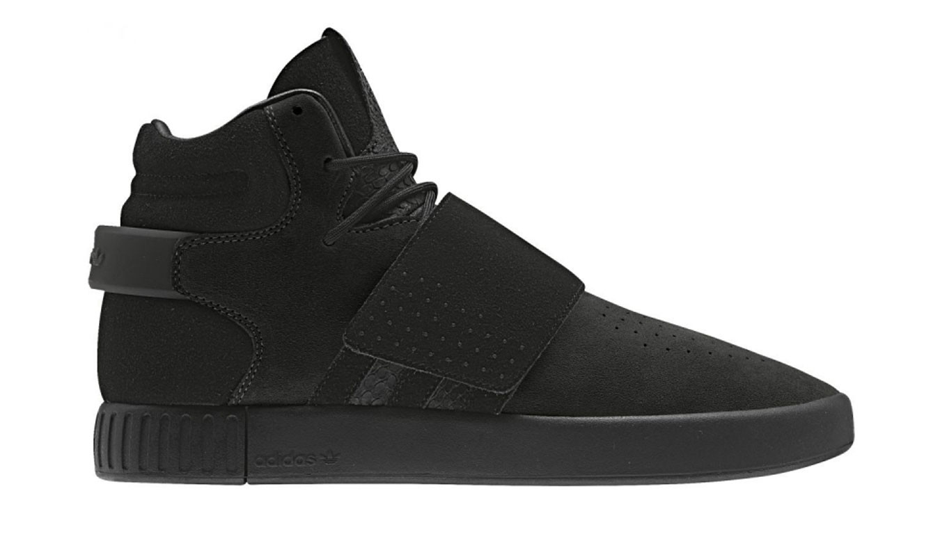 49370d7ce50f adidas Tubular Invader Strap Core Black