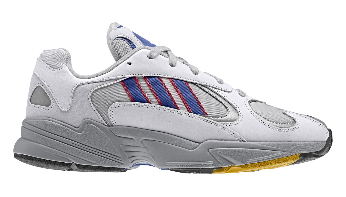 adidas Yung 1 Grey Two F17