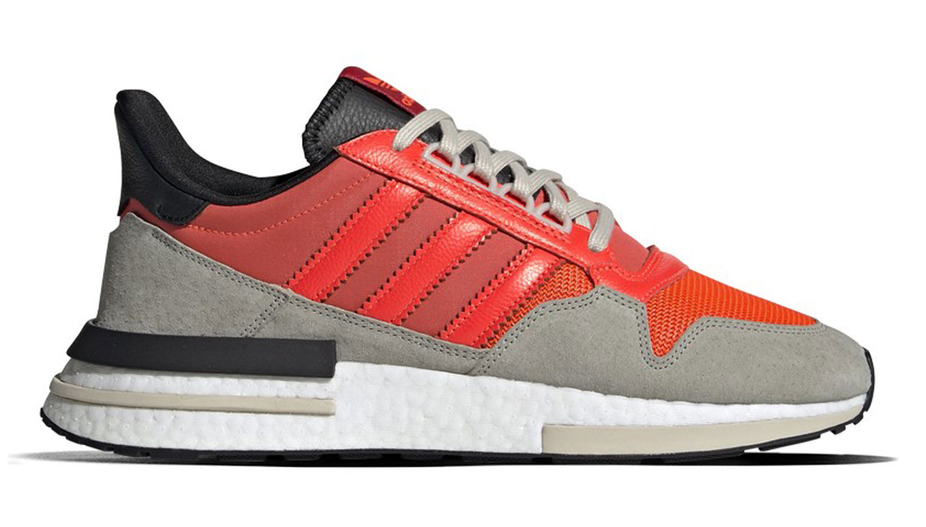 adidas Zx 500 Rm Solar Red