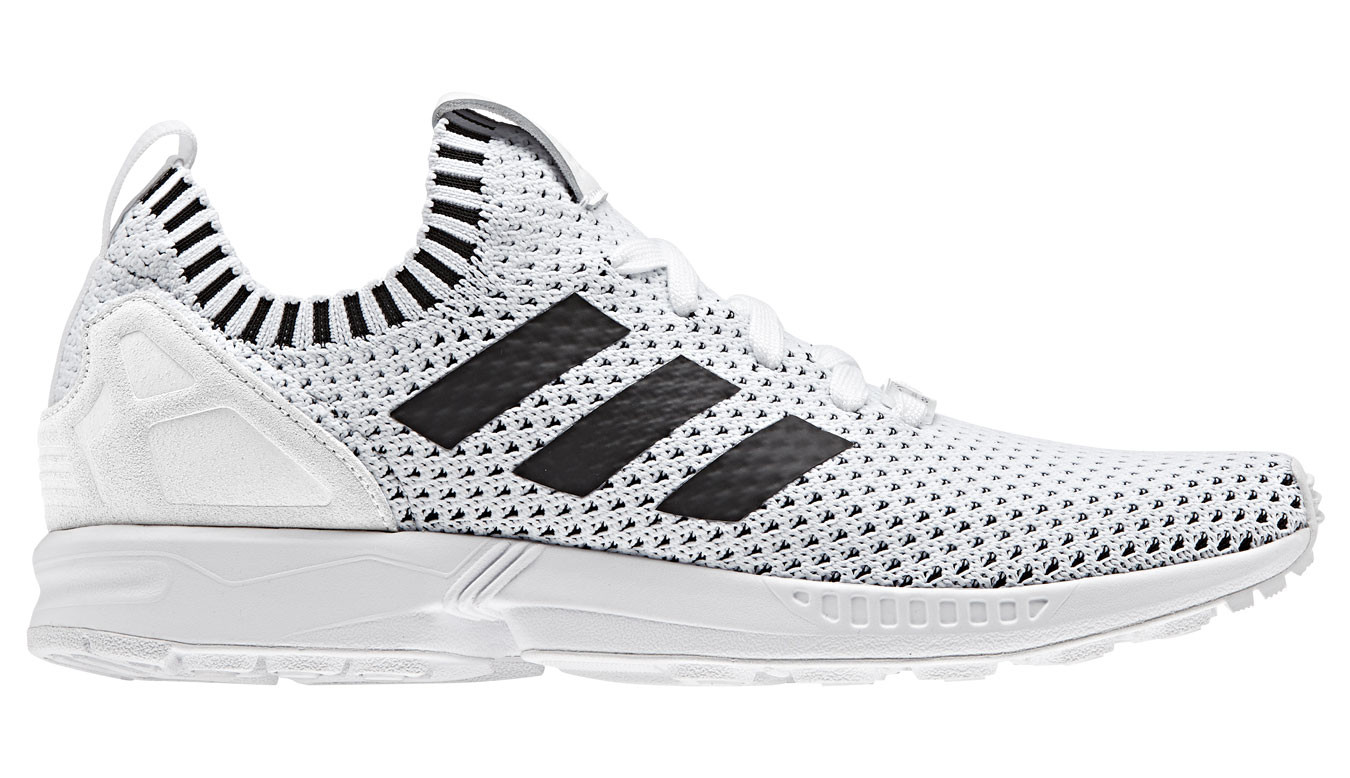 buy popular 84a6a d6e6b adidas ZX Flux Primeknit