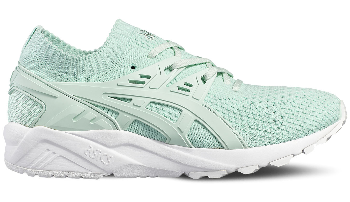 many fashionable good texture best deals on Green sneakers Asics Gel-Kayano Trainer Knit - 92$ | H7N6N-8787 ...