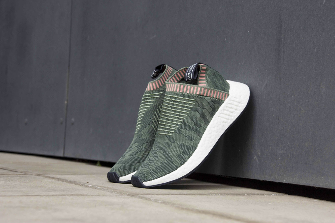 c829c46a5 adidas NMD CS2 City Sock Trace Green BY8781