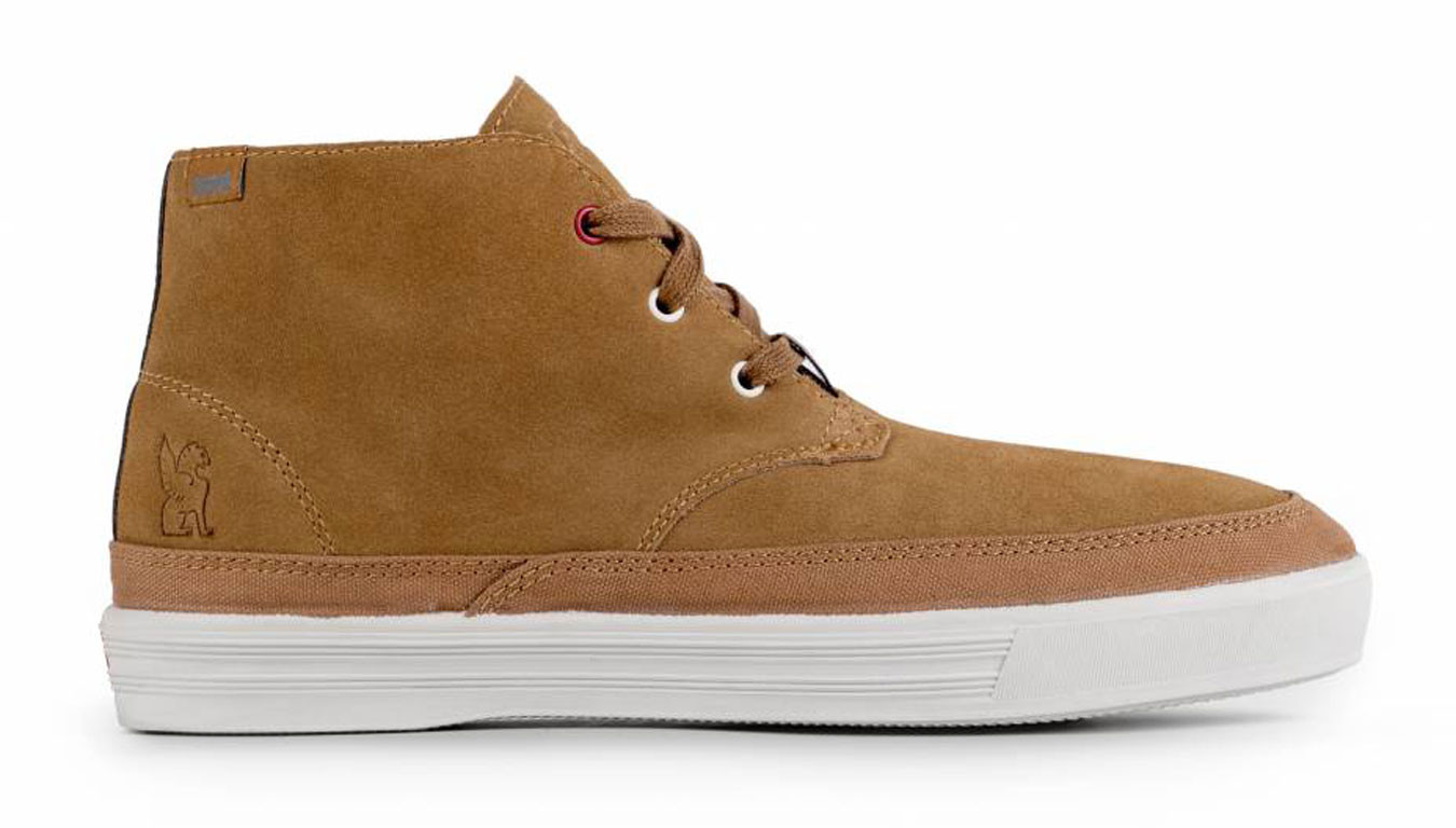 Timberland Earthkeepers Canvas Desert Boot (9.5, BROWN