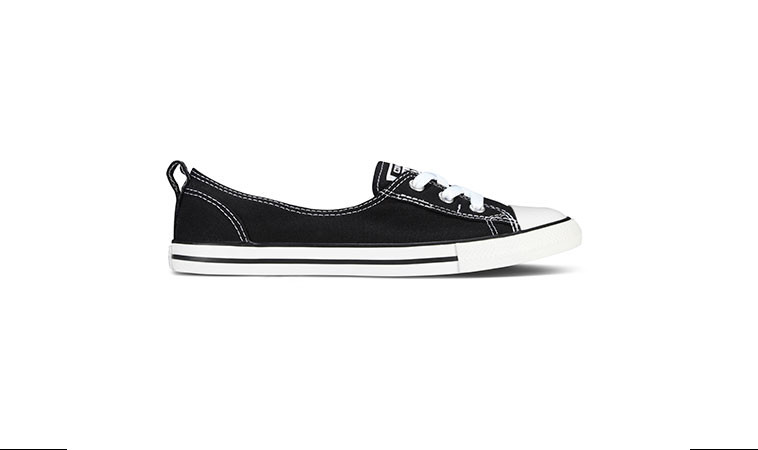 Converse Chuck T All Star Ballet Lace W