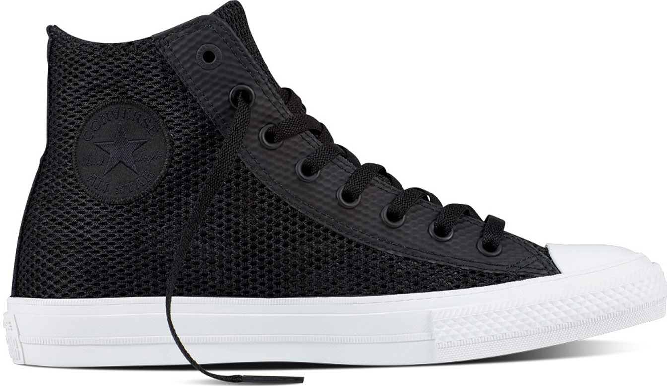 Schuhe CONVERSE Chuck Taylor All Star II BLACK