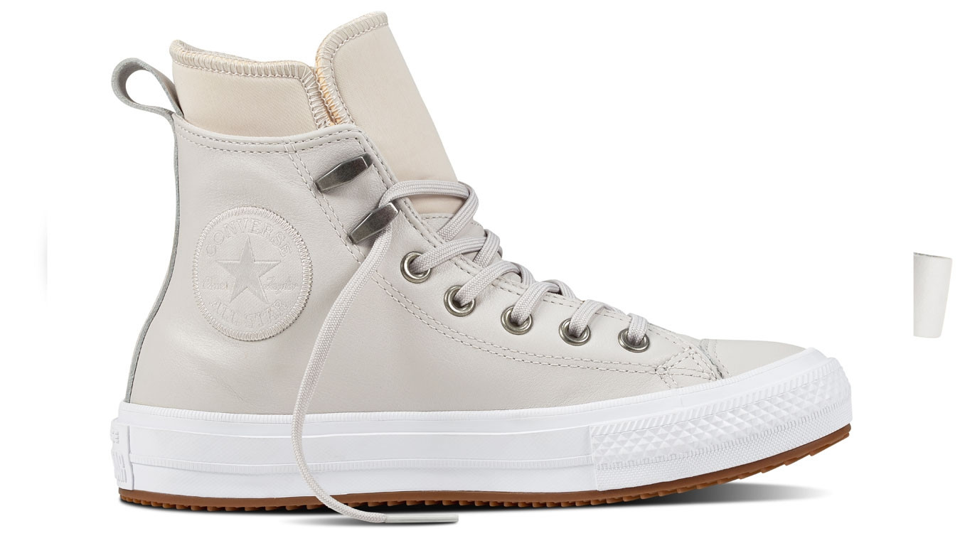 Converse Chuck Taylor All Star WP Sneaker Boots In Tan