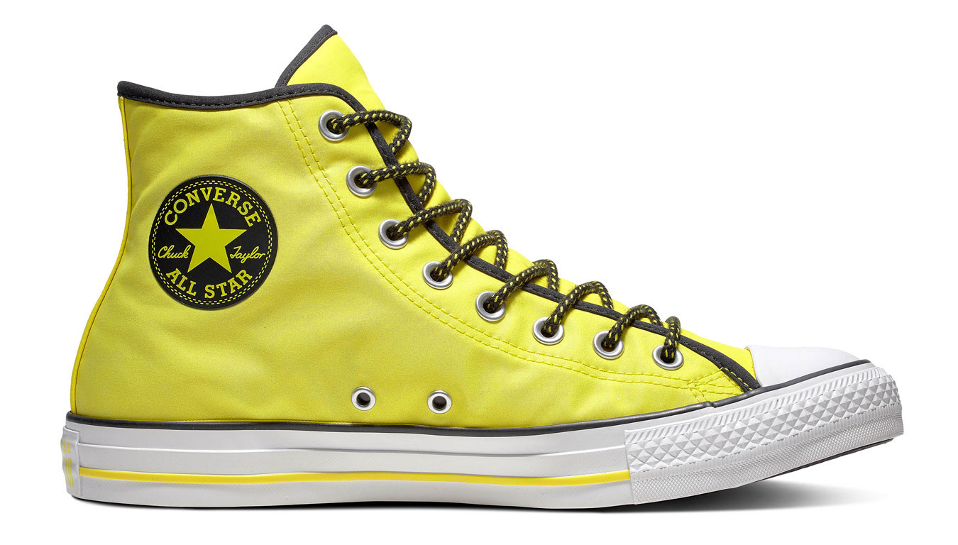 Converse CTAS HI Fresh Yellow