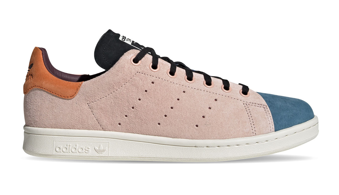 adidas Originals Stan Smith Winter – St Tan Night Brown