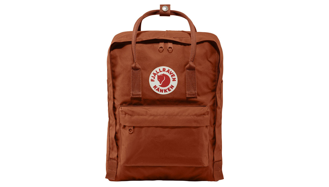 wholesale best deals on promo code Fjällräven Kånken Autumn Leaf