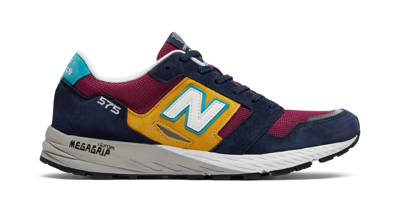 new balance lilla