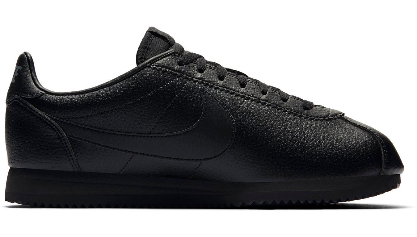 promo code 14823 2f4a3 Nike Classic Cortez Leather Black/Black-Anthracite 749571-002