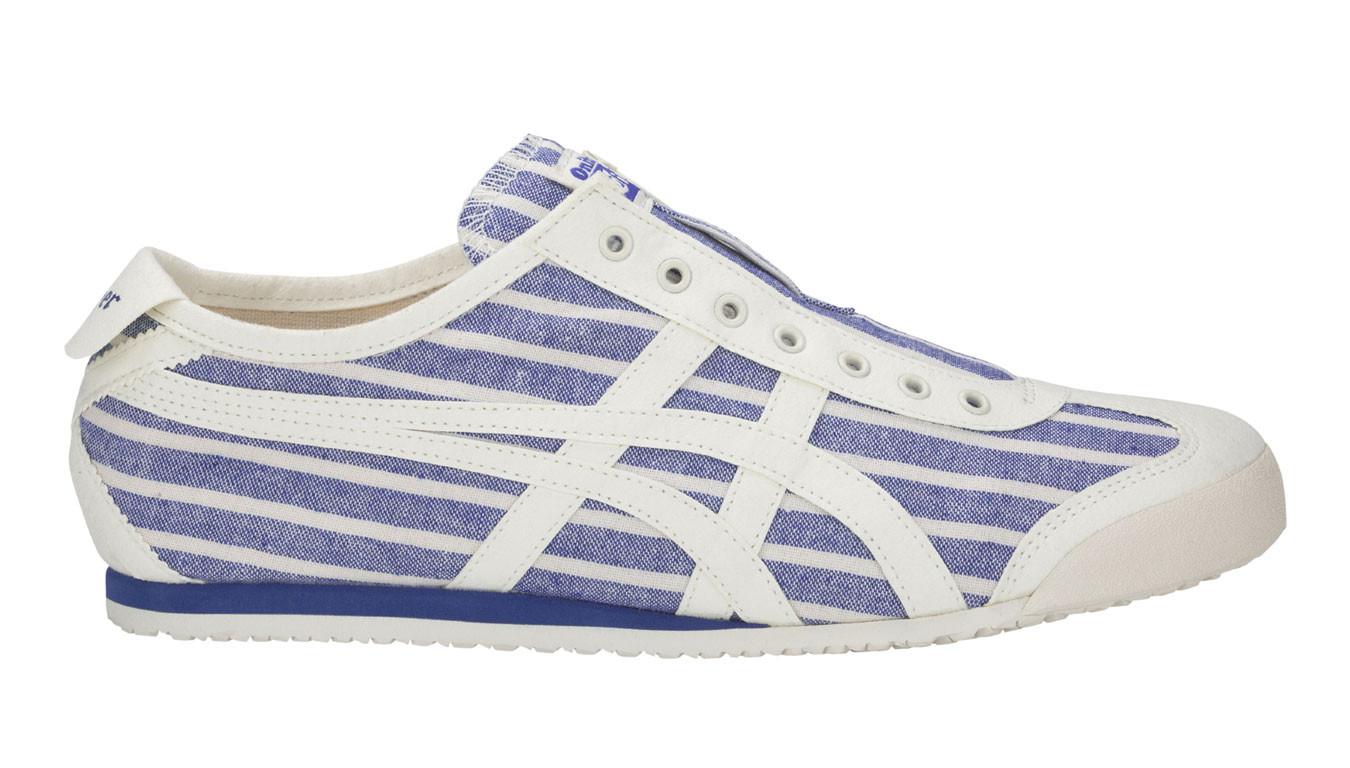 newest 16c3a bd41d Onitsuka Tiger Mexico 66 Slip On