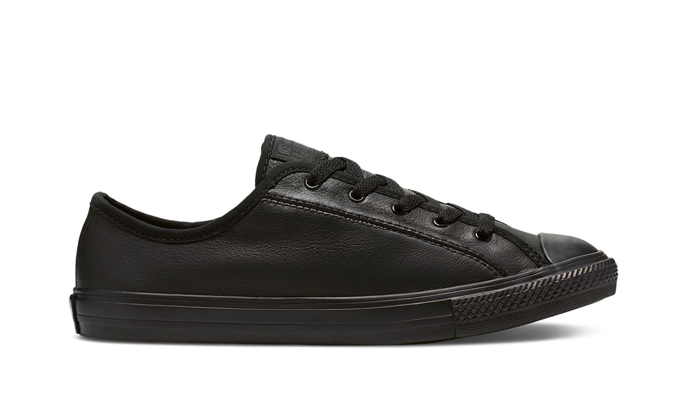 Black sneakers Converse Chuck Taylor All Star Dainty New
