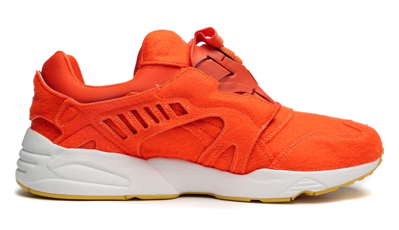 big sale 9f103 1c84f Puma Disc Blaze Bright Orange   Orange   84    Sneakers   35936101   Shooos