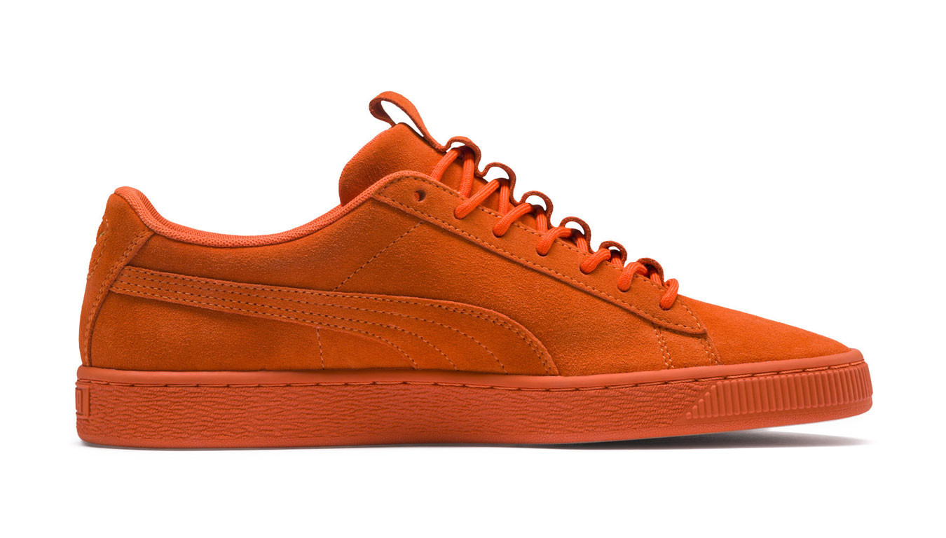 newest 1ae3a e66a7 PUMA x ATELIER NEW REGIME Suede Sneakers