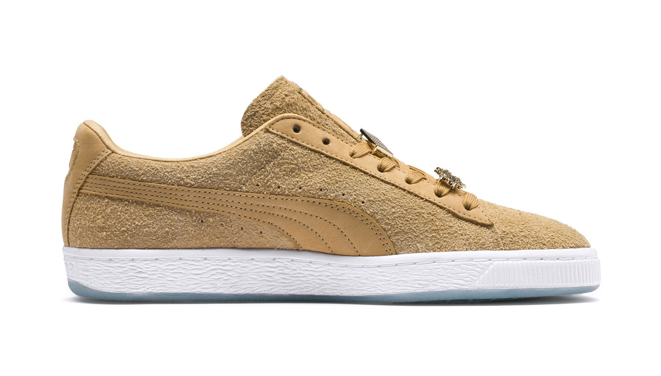 official photos c270d 0b358 Puma x CHAPTER II Suede Classic Sneakers
