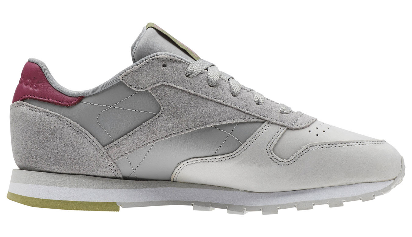 Reebok Classic Leather Tin Grey