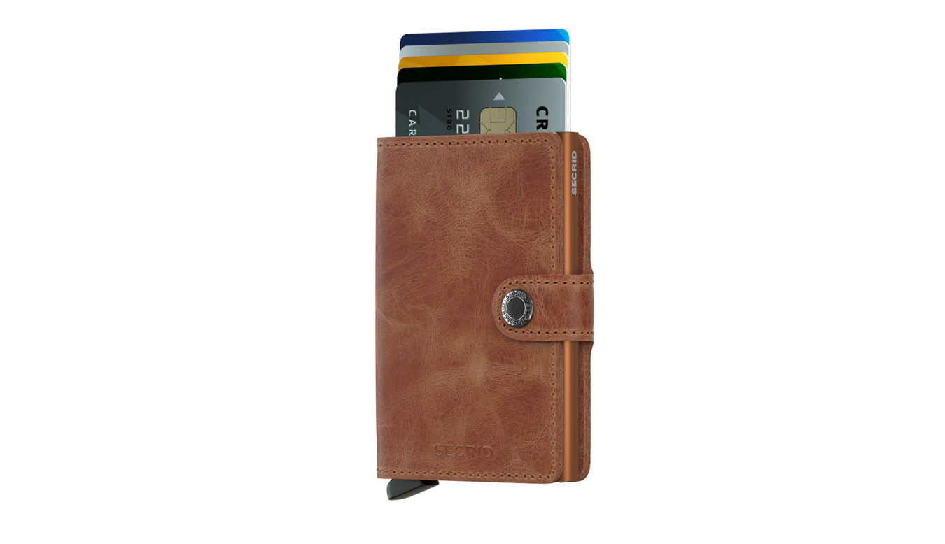 a87414b86ff Secrid Miniwallet Vintage Cognac-Rust | Brown | 52$ | Wallet | MV-COGNAC-RUST  | Shooos