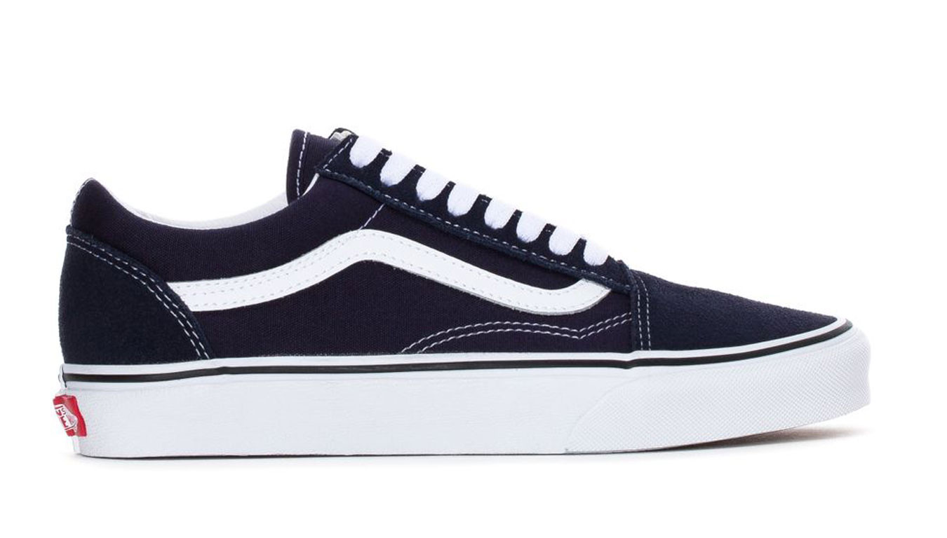 Blue sneakers Vans Old Skool Night Sky 71$ | VN0A4BV5V7E