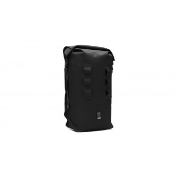 Chrome Industries Urban Ex Rolltop 18L Backpack Black