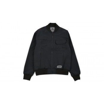 Chrome Industries Utility Bomber Jacket Black