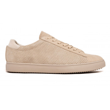 Clae Bradley Light Tan Suede