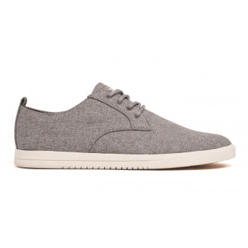 Clae Ellington Textile Redwood Chambray