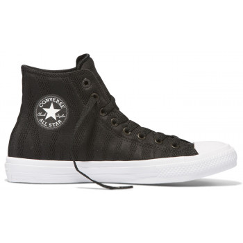 Converse Chuck Taylor All Star II Heritage Mesh Black