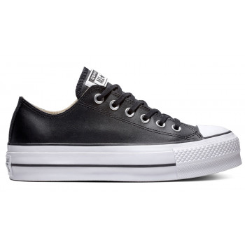 Converse Chuck Taylor All Star Lift Clean Leather Low Top