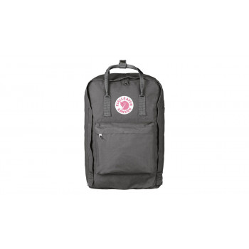 "Fjällräven Kånken Laptop 17"" Super Grey"