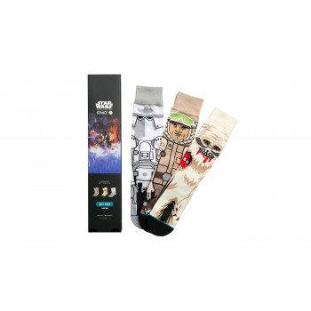 Stance Empire Strikes Back Black