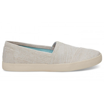 TOMS Natural Yard Dye Avalon Slipon