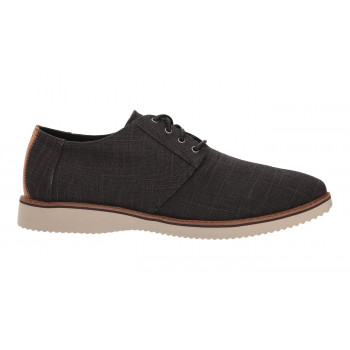 TOMS Preston Black Linen