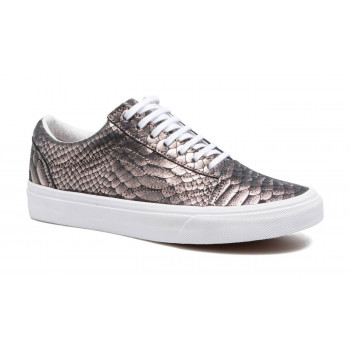 Vans Old Skool Metallic Snake Rose Gold