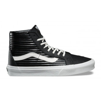Vans SK8-Hi Reissue Moto Leather Black